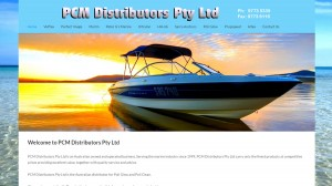 PCM Distributors Melbourne