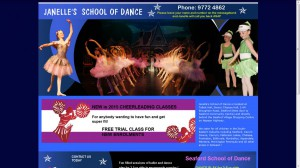 Janelle's School of Dance, Seaford